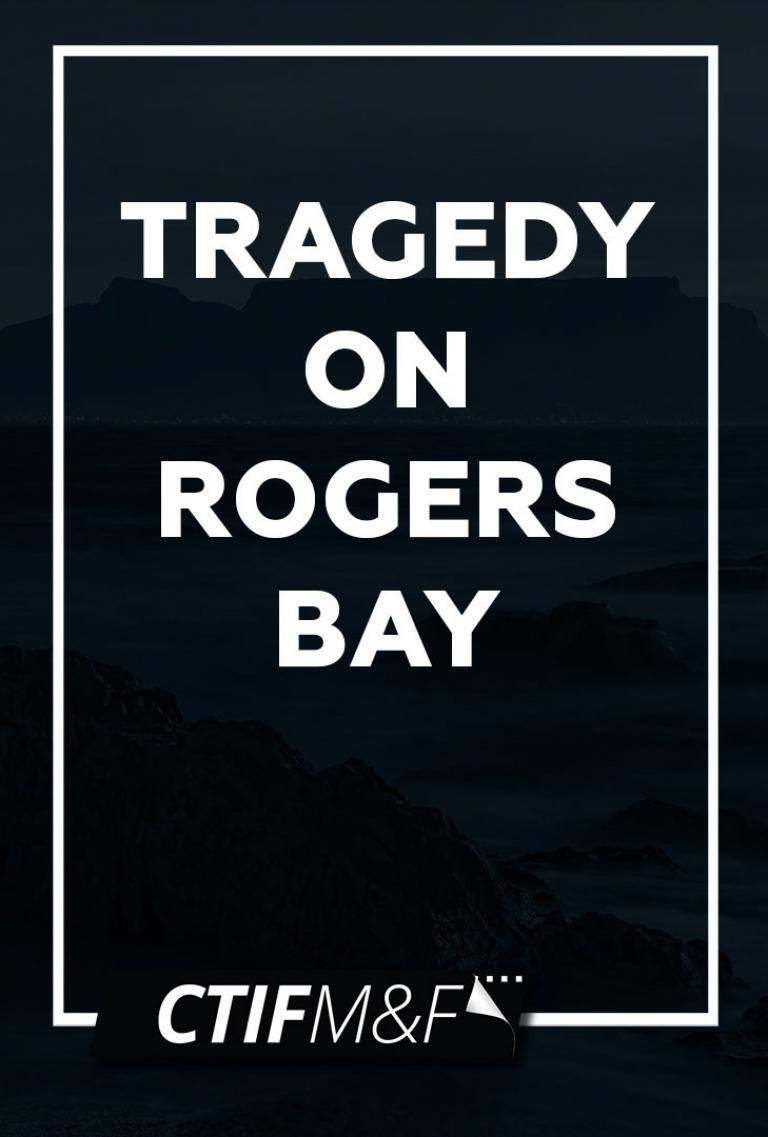 Tragedy on Rogers Bay