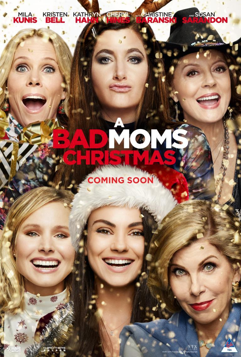 Bad Moms Christmas, A